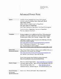 Word Resume Template Mac Fresh Free Resume Templates Word Template