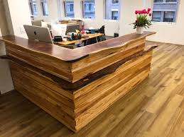 office counters designs. Standing Reception Desk Front Counter Design Lobby Receptionist Office Counters Designs