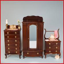 Miniature Dollhouse Bedroom Furniture Miniature Dollhouse Bedroom Furniture