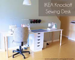 transforming ikea furniture. DIY IKEA Knockoff Sewing Table Transforming Ikea Furniture