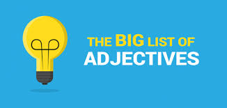 Adjectives For Resumes Extraordinary 44 Adjectives Examples List Of Adjectives For Resumes Food And