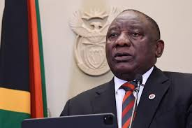 Meanwhile, health minister zweli mkhize has also resigned, apparently ramaphosa has thanked the two and wished them well. Full Speech We Have Let Our Guard Down And Are Paying The Price Ramaphosa
