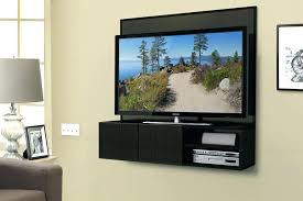 48 shallow wall mounted tv component shelf mounting shelves for electronics units mount media ideas she
