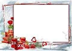 Christmas Photo Frames Templates Free Merry Christmas Photo Frames Loonapix Christmas Photo