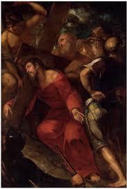 giulio cesare procaccini bologna 1574 1625 milan christ carrying the
