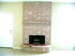 how to reface a brick fireplace fireplace resurfacing how to reface a brick fireplace with mosaic tile cost to reface brick fireplace with stone veneer