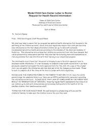 Example Of Child Support Letter – Moncleroutlet