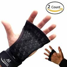 Details About The Strongest Wrist Support Workout Gloves Cross Training Gloves Neoprene Grip