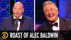Jeff Ross Takes a Jab at Alec Baldwin's Trump Impression - Roast of ...
