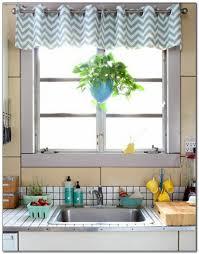 Küche Gardinen Für Kleine Fenster Hause Gestaltung Ideen