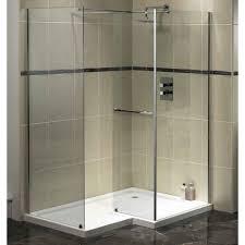 Walk In Doorless Shower Enclosures