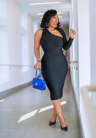 Dresses – DivAbby in 2020 | Bandage midi dress, Dresses, Midi dress with  sleeves