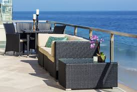 Magnificent Grey Wicker Outdoor Furniture And Gray Wicker Patio Black Outdoor Wicker Furniture