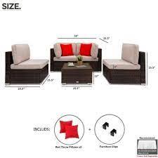 oakville furniture allison 5 piece