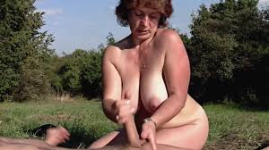 Xhamster mature hairy wife fucked outdoors