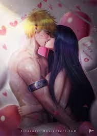 ArtStation - Naruto and Hinata, Fitaro Art