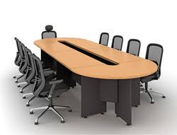 Image Steelcase Conference Room Table Indiamart Conference Room Table View Specifications Details Of Conference