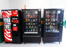 Sweets Vending Machine Cool Hallways Becoming Sweet The Wave Breaker