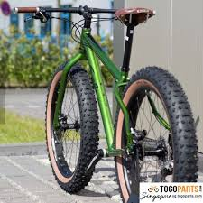 Salsa Mukluk 2015 Sparky Green Fatbike Fat Bike For Sale Mtb