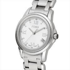 brand shop axes rakuten global market fendi by fendi watch fendi by fendi watch watches mens fendi watch mens fendi f235360 roundloop watch silver