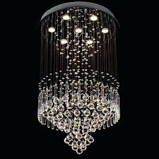 chandelier ceiling fan combo professional dining room design adorable crystal on from diy