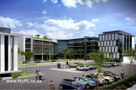 baywest city green office building. Baywest City Green Office Building E