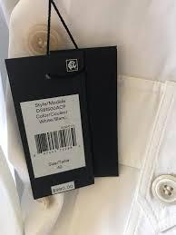 Derek Lam Soft White Ds81500acp Mid Length Work Office Dress Size 6 S 88 Off Retail