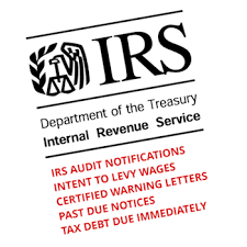 Irs Letters Notices And Warnings Orlando Cpa Accounting Firm