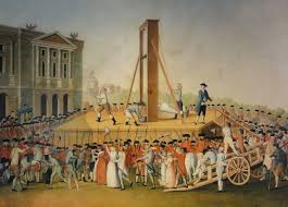 degrees of violence in the french revolution inquiries journal marie antoinette s execution in 1793 at the place de la revolution