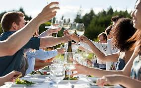 Image result for wine dinner photo