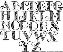 e3f3d4ebaa679e2406cb a7ef16 monogram letters font monogram cake