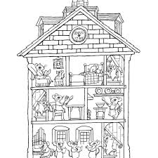Small Picture haunted house coloring pages Google Search Coloring Book Pages