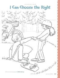 Lds Coloring Lds Coloring Book