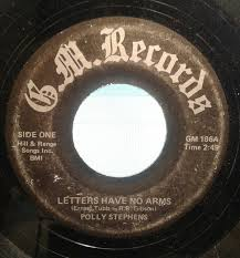 Polly Stephens - Letters Have No Arms / Pat-A-Cake Pat-A-Cake (Vinyl) |  Discogs