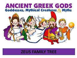 Greek Gods Family