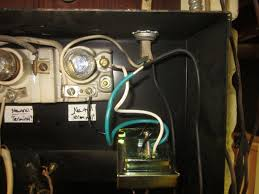 hvac how to handle unattached ground wires in boiler fusebox both the cables that feed this fuse box 20 a and the devices below it pump relays 15 a are old bx and do not appear to contain any bonding strip