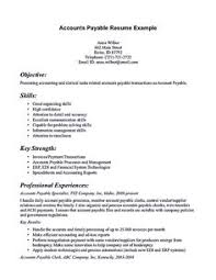 Accounts Receivable Resume Examples Pin By Laura Caballero On Resume Points Sample Resume Resume