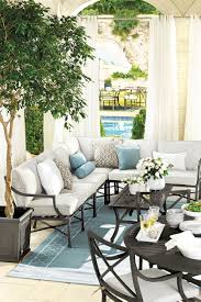 covered porch furniture. Arrange Your Porch With An Outdoor Sectional Covered Furniture