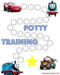 Image Result For Potty Training Sticker Chart Cars Reward