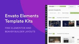 Envato Elements Template Kits Plugin Review Create And Code