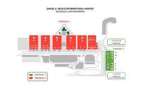 Honolulu Airport Updating Identification Signs At Gates