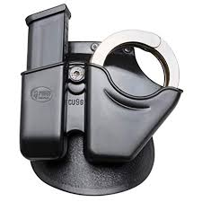 Magazine And Handcuff Holder Gorgeous Amazon Fobus Paddle CU32G Handcuff Magazine Combo Glock