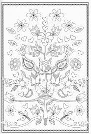 Scandinavian Coloring Book Pg Color Pages Stencils Templates Smart