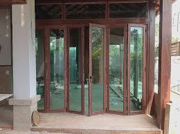 accordion glass doors exterior awesome folding sliding door pany fayette furniture
