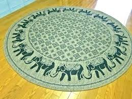 indoor outdoor oval braided rugs target plastic round decorating image of small