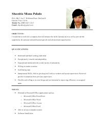 ... Fancy Design Ideas Ojt Resume 8 Resume ...