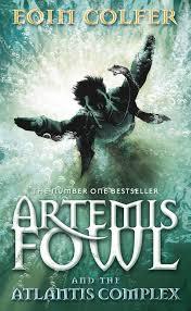 artemis fowl and the atlantis plex