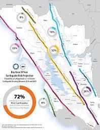 Bay Area 30 Year Earthquake Risk ...