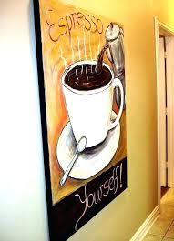 coffee wall decor contemporary design coffee wall decor kitchen art com metal coffee cup metal tea