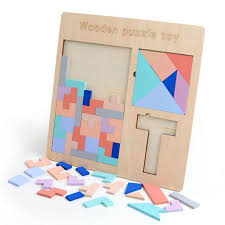 2019 preschool toys amp hobbies wooden puzzles educational toys for baby brain development tangram jigsaw puzzle game gift from windtop 20 64 dhgate